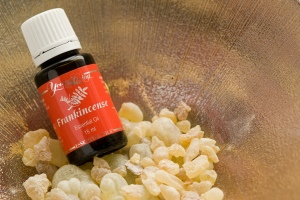 Frankincense with Resin